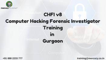 CHFI v8 Training in Gurgaon