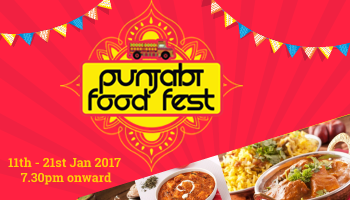 Punjabi Food Fest - If you think of Punjabi food think of Radisson Blu Hyderabad