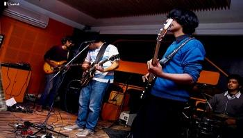 Caesars of the Green Full Band Performing at AMPM Cafe - Powered by StarClinch