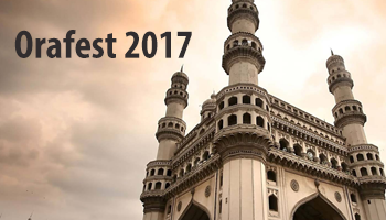 Orafest 2017 - Register in five or more members to get a discount in the price.