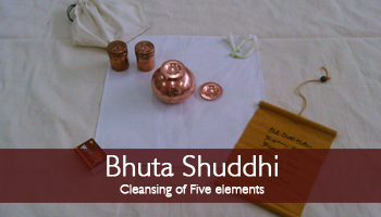 Bhuta Shuddhi - Cleansing the Five Elements | March 5, 2017 | Andheri W | Mumbai