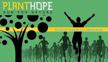 PLANT HOPE RUN FOR NATURE