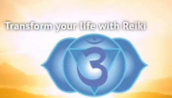 Transform your life with Reiki