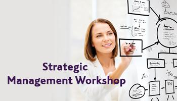 Strategic Management Workshop on 22-April-2017 at CSI-Bangalore Chapter