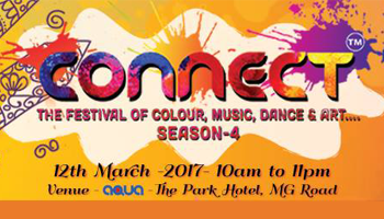 CONNECT - The Biggest HOLI Pool Party Season 4