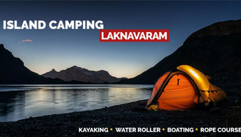 Island Camping @ Laknavaram