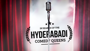 Hyderabadi Comedy Queen