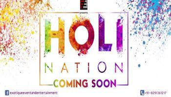 Holi Nation 2017