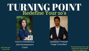 TURNING POINT-Redefine Your 20s