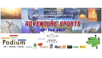 The Sports Podium - Adventure Sports