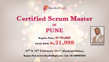 Certified Scrum Master (CSM) Training in Pune