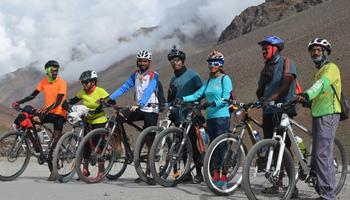 GREAT HIMALAYAN CHALLENGE - SPITI VALLEY 2017