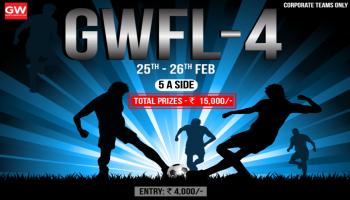 GW Football League 4