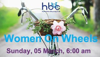 Women On Wheels 2017