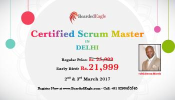 Certified Scrum Master (CSM) Training in Delhi
