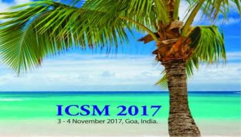 4th  International Conference on Stress Management (ICSM 2017)