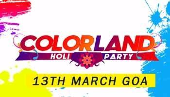 Colorland Goa 2017