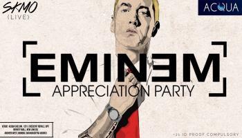 The Real Slim Shady: Mumbai Eminem Appreciation Party