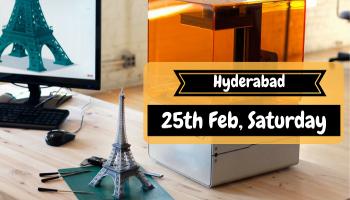 3D Printing Workshop- 25th February