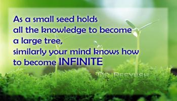 Subconscious Re-imprinting and Mind power Training by Dr.Peeyush
