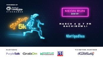 Startup SLP Neon 5K-Night Run