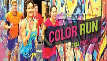 Color Run 7Km Trail