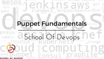 Puppet Fundamentals Classroom Training