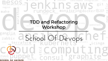 Test Driven Development (TDD) and Refactoring Training in Bangalore India