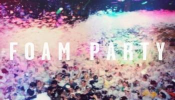 Hyderabad Biggest Foam Party