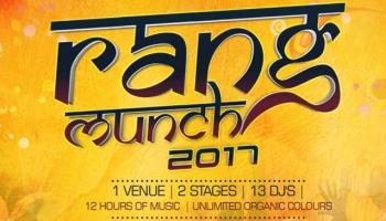 2017 Holi - Rang Munch