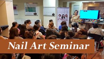 Nail Art Seminar