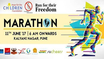 Run for their Freedom -World Day against Child Labour