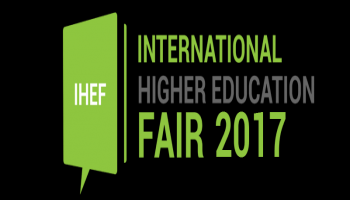 International Higher Education Fair 2017 (IHEF2017)