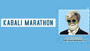 Kabali Marathon 2nd Edition