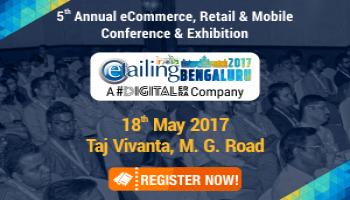 eTailing India Bengaluru 2017