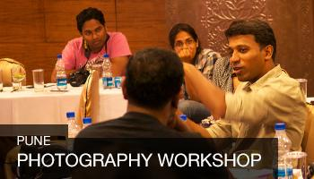Art and Science of Photography Workshop, Pune