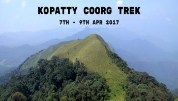 Kopatty Coorg Trek | Plan The Unplanned