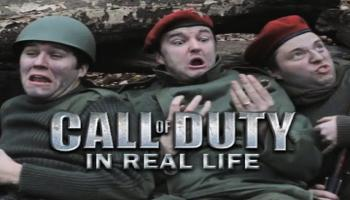 Real Life Call of Duty