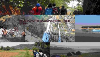 SHARAVATHI BACKWATERS TREK