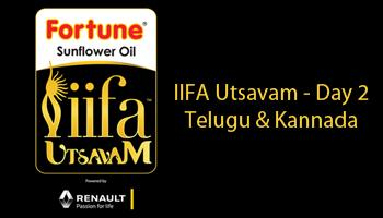 IIFA Utsavam - Day 2 Telugu and Kannada