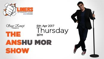Punchliners: Stand Up Comedy Show feat. Anshu Mor at ZAI GK-2