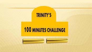 100 Minutes Challenge - Edition 4