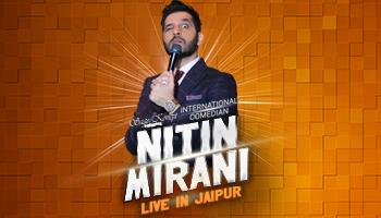 Punchliners: Nitin Mirani Live In Jaipur