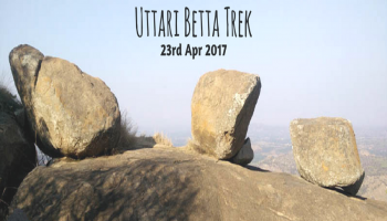 Uttari Betta Trek | Plan The Unplanned