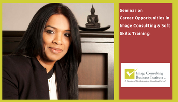 Seminar on Career Opportunities in Image Consulting and Soft Skills Training (25 Mar, Andheri West)