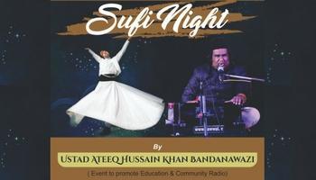 Sufi Night at Ashiana Conference and Banquet Centre