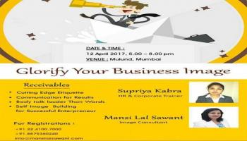 Glorify Your Business Image