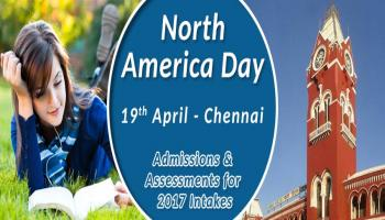 Study In Usa Or Canada North America Day By The Chopras Chennai
