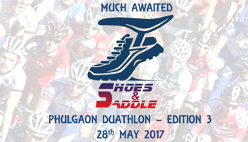 Shoes-n-Saddle - Phulgaon Duathlon - 3