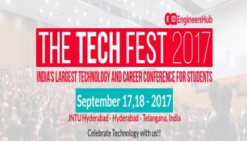 TheTechFest 2017 - Awaken the Future